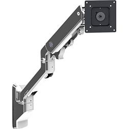 Ergotron 45-478-026 HX Wall Mount Monitor Arm in Color Polis