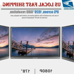 """15.6""""  IPS Touch Screen Use Portable Monitor Laptop 1920*108"""
