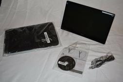 "16"" AOC E1659FWU Portable Ultra-Slim LED LCD Monitor, USB 3."