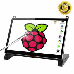 2020 7inch 1024x600 LCD Touch Screen Monitor Display For HD