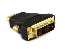 Monoprice DVI-D Single Link Male to HDMI Female Adapter