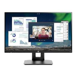HP 23.8-inch FHD IPS Monitor with Tilt/Height Adjustment and