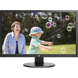 "HP 24"" TN LCD LED Backlit 1080p FHD Monitor  5ms 60Hz 1920x1"
