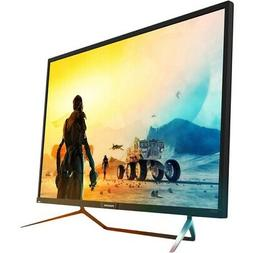 "PHILIPS MONITORS 436M6VBPAB 43"" 4K Ultra HD LCD Monitor"