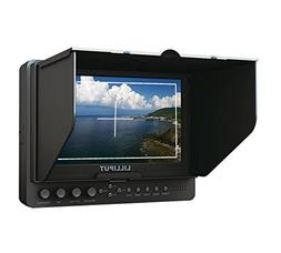 Professional Lilliput 7'' 665/s/p Color TFT LCD Monitor with