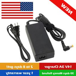 AC Adapter Charger Power Supply Cord for Samsung LCD Monitor