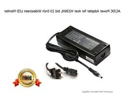 AC Power Adapter Power Supply for Acer H236HL bid 23-Inch Wi