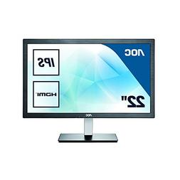 "AOC i2476Vwm 23.6"" 16:9 Black W-LED 1920x1080, IPS 178/178,"