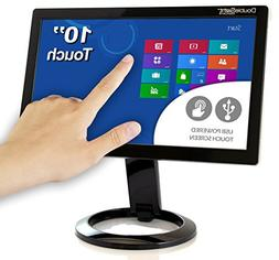 "DoubleSight Smart USB Touch Screen LCD Monitor, 10"" Screen,"