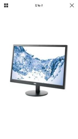 "NEW AOC 24"" Full HD 1080p Slim LED LCD Monitor E2470SW"
