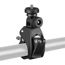 "SUPON New Camera Super Clamp with 1/4""- 20 Threaded Head Com"