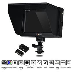 "VILTROX DC-70 II 4K HDMI Field Monitor 7"" TFT LCD HD Video M"