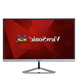 "Viewsonic - Vx2276-smhd 22"" Ips Led Hd Monitor - Silver"