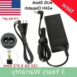 AC Adapter For HP 2011X 2211X 2311X LED LCD Monitor 12V 5A 5