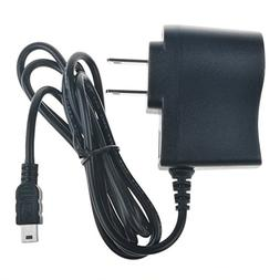 "SLLEA AC/DC Adapter for Levana 32199 Alexa 5"" LCD Video Baby"