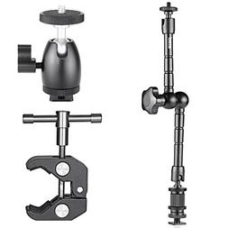 Neewer Adjustable Articulating Friction Magic Arm 11 inches/