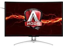 "AOC Agon AG322QCX 31.5"" Curved Frameless Gaming Monitor, QHD"