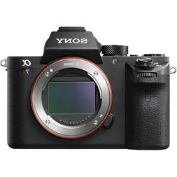 Sony Alpha a7RII ILCE-7RM2 Full Frame Camera Body - Internat
