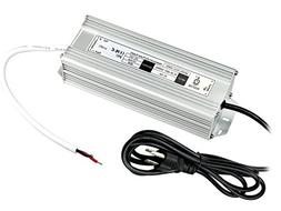 Intocircuit 6ft 80W Aluminum Alloy LED Power Supply Driver L