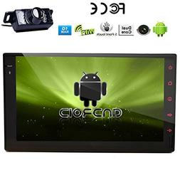 Android 4.2 OS Dual-Core CPU 7-inch Car Tablet PC None-DVD P