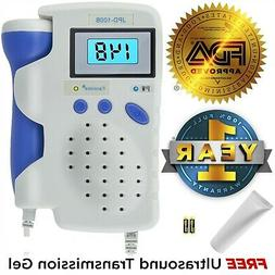 Angelsounds Fetal Doppler JPD-100B with 3Mhz probe