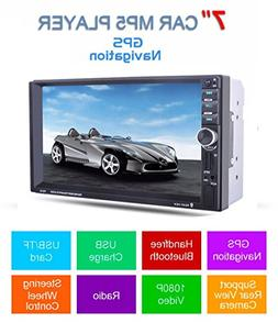 Fosa Audio 7021G Double Din, Touchscreen, Bluetooth, Navigat