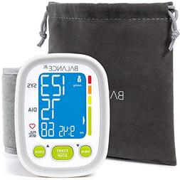 Balance Wrist Blood Pressure Monitor from GreaterGoods, Ultr