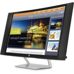 "HP Business Class S270c 27"" LED LCD Curved Monitor"