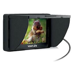 "Viltrox DC-50 HD Clip-on LCD 5"" Monitor Portable Wide View f"