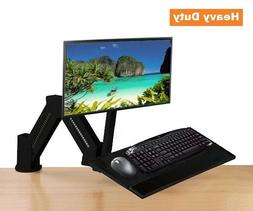 EZM LCD/LED/Plasma/Flat Panel Monitor and Keyboard Extension
