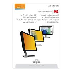 Gold Privacy Filter 19in Unframed For Laptop