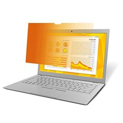3M GPF14.1W Gold Widescreen Notebook Privacy Filter Gold 98-
