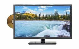 "Sceptre 24"" Inch 1080p FULL HD 60Hz LED TV w/ HDMI & DVD Pla"