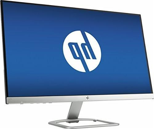 2017 Newest HP Widescreen Monitor, time, angles, dynamic contrast ratio, HDMI VGA Inputs
