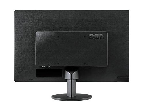AOC e970swn Monitor, 1366 x768 Resolution, 5ms, 20M:1 VESA
