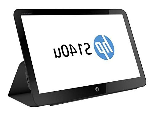 HP ELiteDisplay Screen