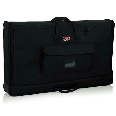 cases padded nylon carry tote bag