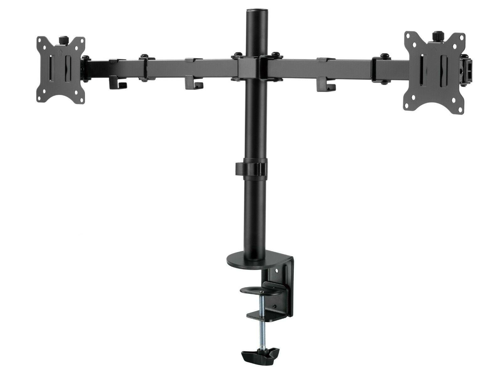 Dual Monitor LCD Stand 24 27 29