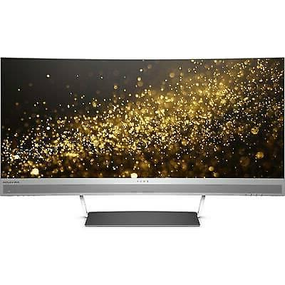 HP Consumer Envy 34 Curved Display - 34 inch LED-Lit Monitor