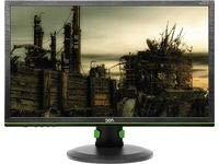 G2460PQU 24 LED G-Sync, 144Hz, 1ms, Display port, height Adj