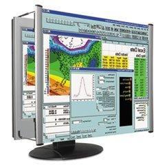 "* LCD Monitor Magnifier Filter, Fits 22"" Widescreen LCD *"