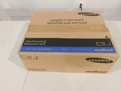 new in box 19 lcd monitor ls19a450