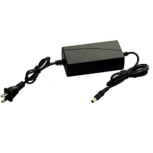 12V AC 60W Cord for LCD Monitor LED Light DVR NVR Security Cameras CCTV