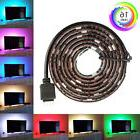 RGB LED Bias Lighting For TV LCD HDTV Monitors USB LED Strip