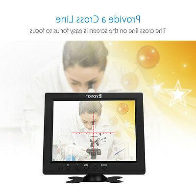 "8"" TFT HD DSLR VGA BNC Video HDMI Input S801H"