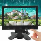 "US- 10"" / 7"" CCTV Monitor PC Screen AV RCA VGA HDMI 1080p fo"