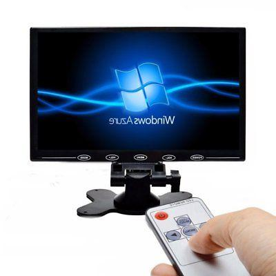 7'' Ultra Thin TFT LCD Video Audio VGA HDMI 1080P HD Monitor