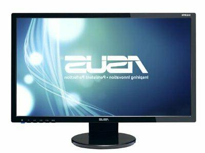 ve248h 24 led lcd monitor 2 ms