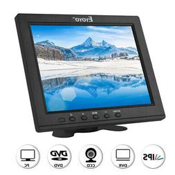 "Mini 8"" inch 800*600 Video Audio HDMI BNC VGA Monitor Screen"