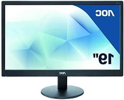 "AOC #E970Swn 18.5"" LED LCD Monitor - 16:9 - 5 ms"